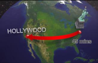 Un nou concept de transport: Tubul de mare viteza (Video)