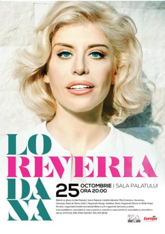 Un nou concert marca Loredana