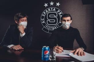 Un nou contract pentru cel mai bun fotbalist roman din preliminarii, Florin Nita