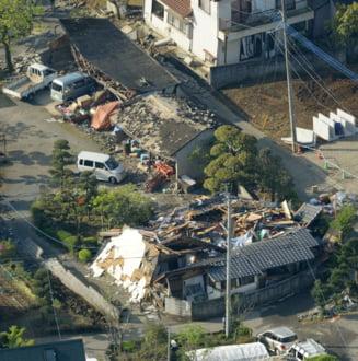 Un nou cutremur in Japonia: cel putin 18 morti, sute de oameni sunt prinsi sub daramaturi - UPDATE