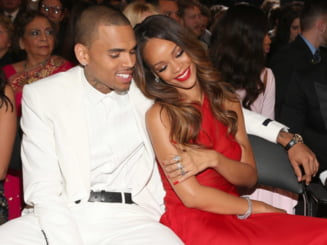 Un nou episod al conflictului Rihanna-Chris Brown