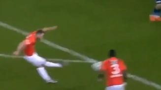Un nou gol marcat de Alex Maxim in Turcia. Romanul a inscris contra lui Fenerbahce direct din lovitura libera VIDEO