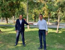 Un nou inceput de scandal in USR-PLUS: unde va candida Emanuel Ungureanu. Deputatul n-a prins loc eligibil pe listele USR Cluj