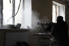 Un nou incident in estul Ucrainei: Mai multi soldati au disparut fara urma