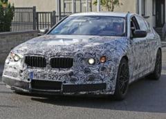 Un nou model BMW a fost surprins in premiera