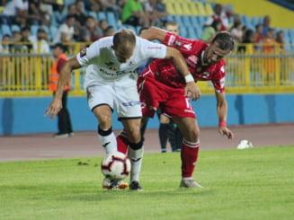 Un nou pas gresit pentru Dinamo in Liga 1