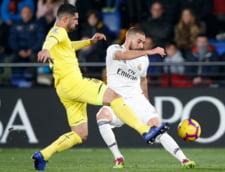 Un nou pas gresit pentru Real Madrid in Primera Division