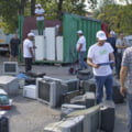 Un nou record in campania Romania Recicleaza: tulcenii au predat catre reciclare 12 tone de aparate electrice vechi!