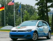Un nou record uimitor de consum: Ce a realizat un Volkswagen Golf diesel in SUA