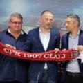 Un nou scandal urias la CFR Cluj - surse