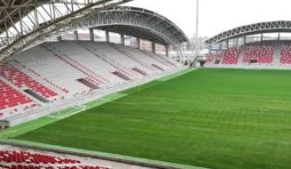 Un nou stadion de cinci stele in Romania: Va fi inaugurat peste cateva luni