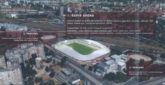 Un nou stadion de lux in Bucuresti: va avea 18 mii de locuri