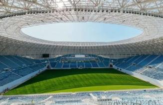 Un nou stadion de lux in Romania: Va avea 30.000 de locuri!