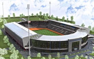 Un nou stadion de lux in Romania: Va costa 48 de milioane de euro (Foto)