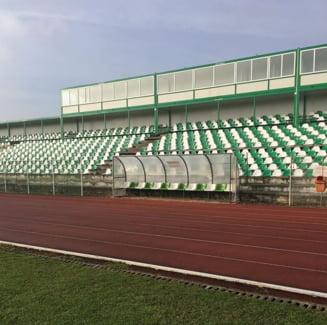 Un nou stadion in Liga 1: Sepsi se muta la Sfantu Gheorghe
