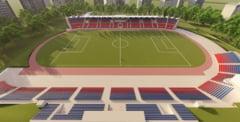 Un nou stadion modern in Romania