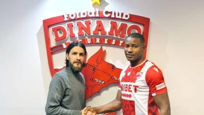 Un nou transfer la Dinamo. Cele mai recente imagini cu fotbalistul pe Youtube sunt de acum 5 ani