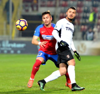 Un nou transfer spectaculos la Steaua: Budescu recunoaste ca a discutat cu Becali