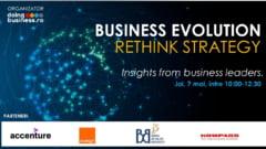 Un nou webinar marca Doingbusiness.ro din seria Business Evolution