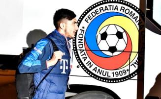 Un oficial FRF cere excluderea definitiva a unui jucator din lotul echipei nationale