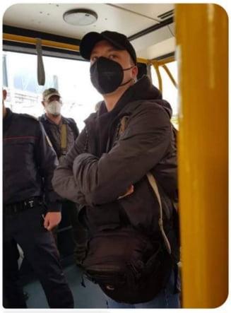 Un opozant din Belarus, arestat dupa ce avionul civil in care se afla a fost deturnat. Aeronava a fost fortata cu un MiG-29 sa aterizeze la Minsk