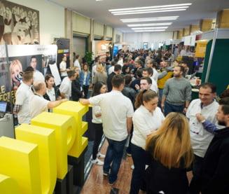 Un oras nou pe harta Romaniei - Orasul Joburilor: 130 de companii, peste 6.000 de joburi si 10.000 de vizitatori