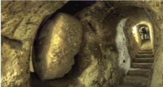 Un oras subteran stravechi a fost descoperit in Turcia