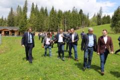 Un parc de aventura de 5 milioane de lei va fi construit in orasul Borsec