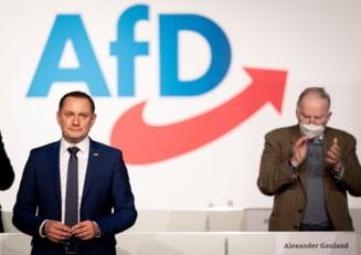 Un partid din Germania creditat cu sanse in alegeri vrea sa scoata tara din Uniunea Europeana