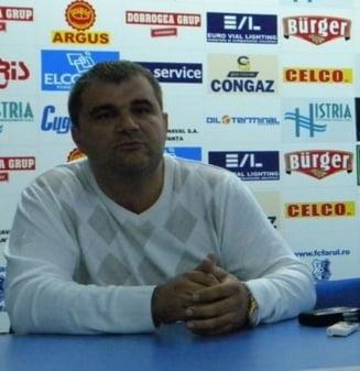 Un patron de club din Romania a vrut sa bata un jucator!