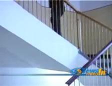 Un paznic al unei scoli din Pitesti a fost agresat de un elev