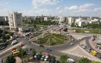 Un plan soc: rondul din Podu Ros, desfiintat. Reorganizare totala a circulatiei