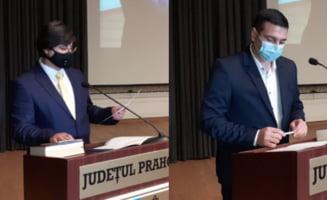 Un politician din Calarasi, trimis in judecata de DNA si achitat in prima instanta, ales vicepresedinte al Consiliului Judetean Prahova