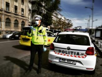 Un politist din Lugoj a fost ranit cu un cutit de un barbat caruia i-a spus sa poarte masca