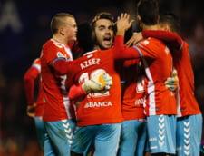 Un portar a marcat in Spania un gol de la peste 70 de metri (Video)