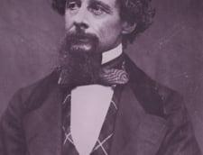Un portret al lui Dickens disparut timp de 150 de ani, descoperit intr-o piata de vechituri din Africa de Sud