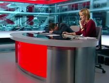 Un prezentator BBC a adormit in direct