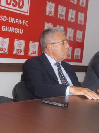 """Un primar PNL il sustine pe Ponta la prezidentiale, pentru """"sufletele"""" din comuna"""