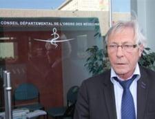 Un primar francez face greva foamei, din solidaritate pentru un medic roman