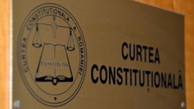 Un procuror DNA nu mai poate continua ancheta in dosarele disjunse, a decis Curtea Constitutionala