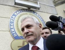 Un procuror de la Sectia de investigare a magistratilor s-a dus azi la DNA sa ridice Dosarul Tel Drum-Liviu Dragnea