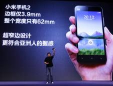 Un producator chinez face pasi de urias in lumea smartphone-urilor dominata de Apple si Samsung