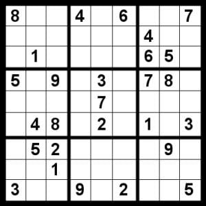 Un profesor de matematica a gasit solutia universala pentru Sudoku