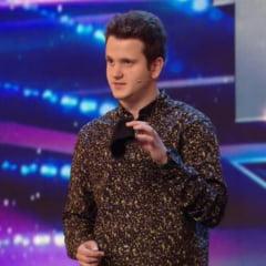 """Un pusti din Romania a facut furori la """"Britain's got Talent"""": Planuiesc o reintoarcere la anul Interviu"""