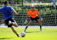 Un pusti roman, fost junior la Steaua si Dinamo, a evoluat in premiera la echipa mare a lui Inter