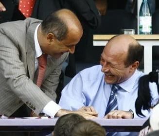 """Un rapidist povesteste un episod nestiut despre Basescu: """"Si-a iesit din minti"""""""