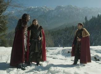 Un regizor roman filmeaza o trilogie in stilul Urzeala tronurilor, bazata pe legendele dacilor reinterpretate