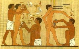 Un ritual stravechi: circumcizia