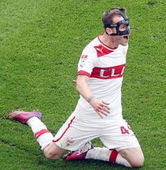 Un roman, cel mai eficient fotbalist din Bundesliga