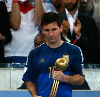 Un roman, implicat in cel mai mare scandal de la Cupa Mondiala: Cine l-a premiat pe Messi
